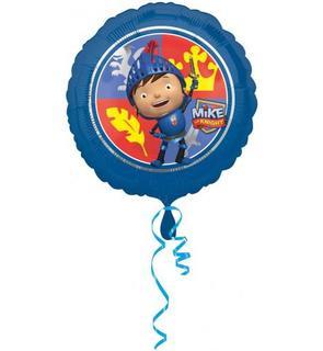 Ballon aluminium Mike le chevalier? 43 cm