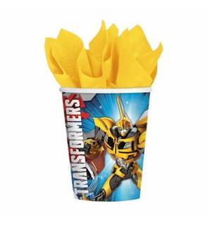 8 Gobelets Transformers?