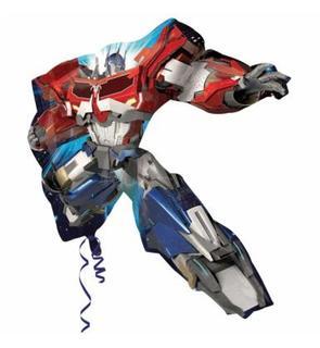 Ballon aluminium Transformers?