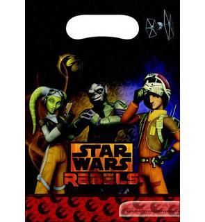 6 Sacs de fête Star Wars Rebels?