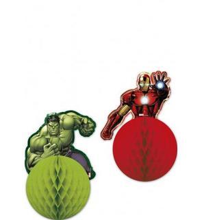 2 Décorations à suspendre Avengers?