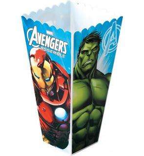 Gobelet à popcorn Avengers?