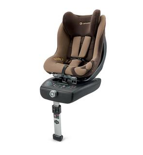 Siège auto ultimax 3 isofix coconut brown - groupe 0+/1