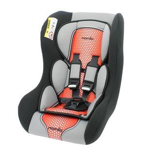 Siège auto trio comfort rouge - groupe 0/1/2