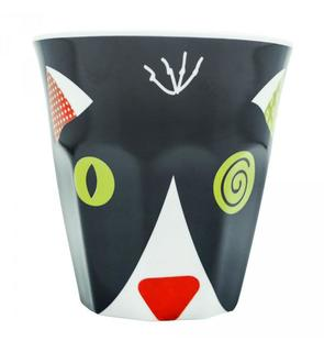 Verre le chat charlos