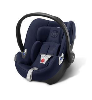 Siège auto aton q i-size midnight blue/navy blue - groupe 0+